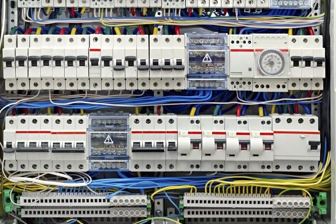 Kapcon Main Panel Board Electrical on